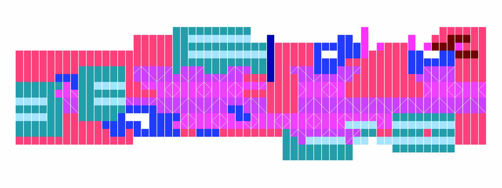 MUSIKHOCHSCHULE, 64 x 31, Digitaldruck auf Alutafeln, 2013